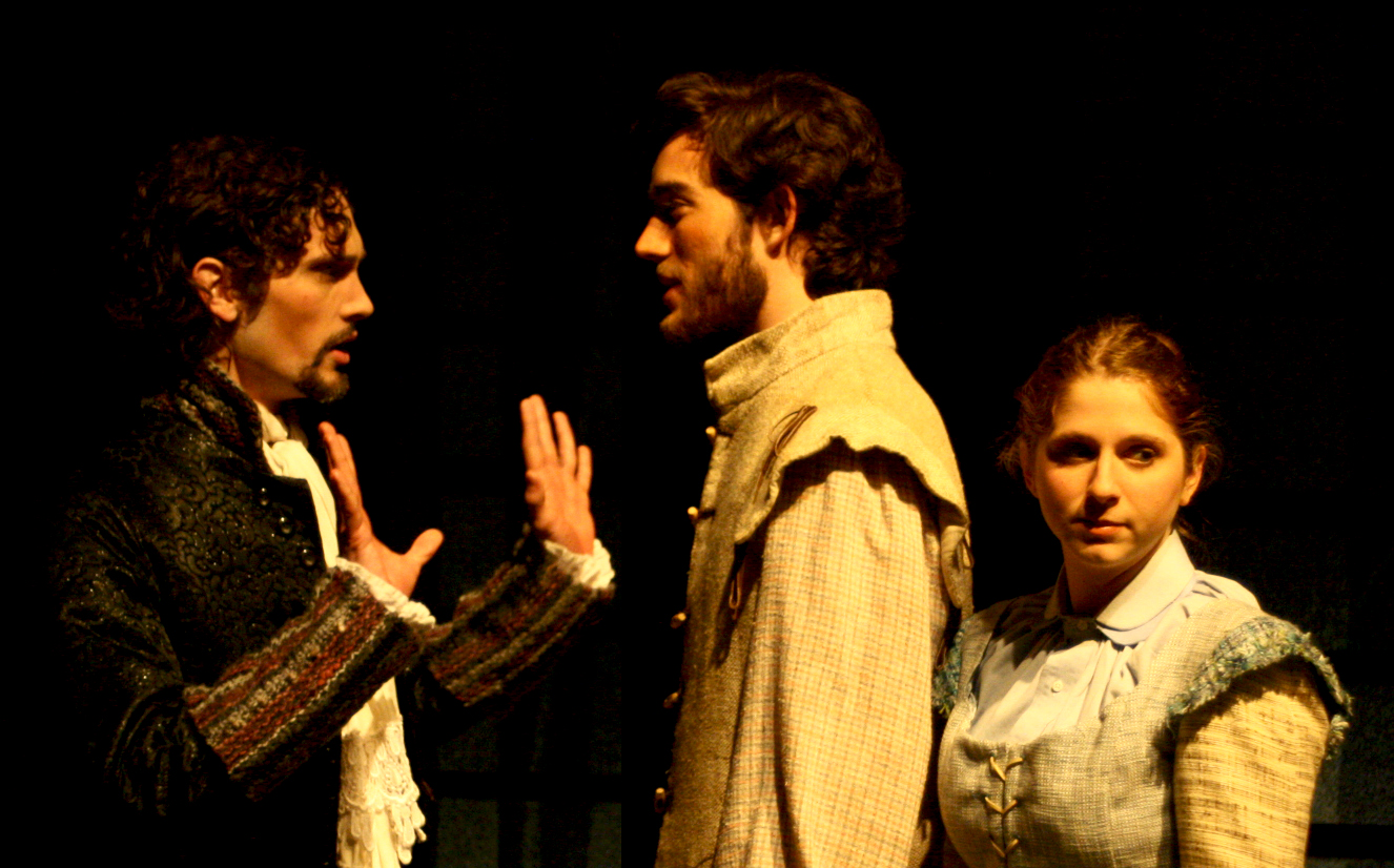 reverend hale to elizabeth proctor tryi The character of john proctor, elizabeth and reverend hale in the crucible - the definition of crucible, or at least one of them, is a severe test or trial this is definitely a fitting name.